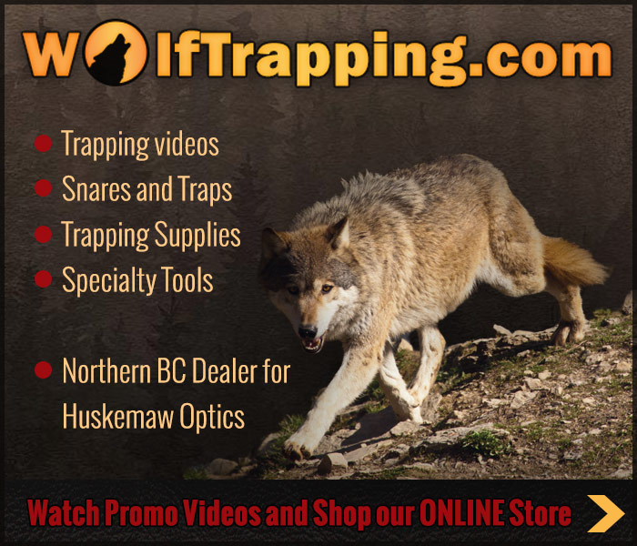 Wolf Trapping Store Banner